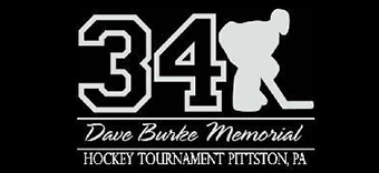 DAVE BURKE MEMORIAL HOCKEY TOURNAMENT, PITTSTON, PA, AUGUST 3RD-5TH, 2018