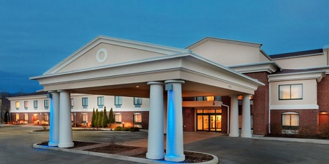 Holiday Inn Express Rochester - Victor